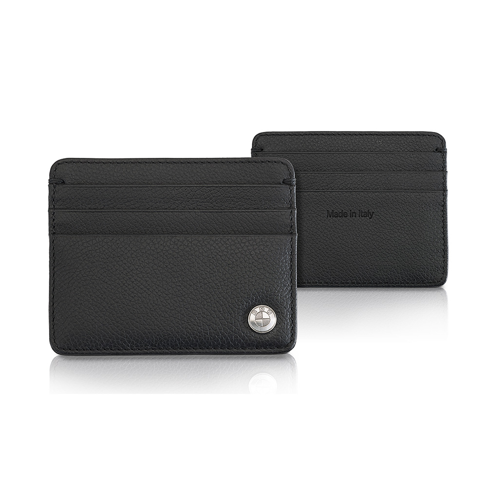 BMW Group | BMW ICONIC BUSINESS CARD AND CREDIT CARD HOLDER.