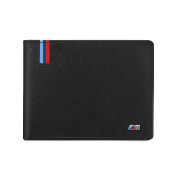 miglior servizio c7b67 0e541 BMW Group | BMW M WALLET WITH COIN COMPARTMENT.