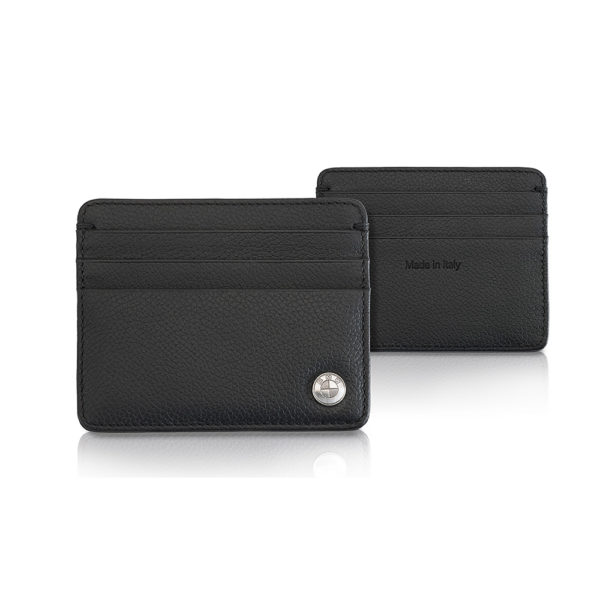 Bmw group bmw iconic business card credit card holder with money bmw iconic business card credit card holder with money clip colourmoves