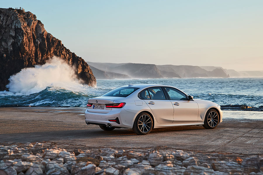 The new BMW 3 Series blazes a trail for design and connectivity