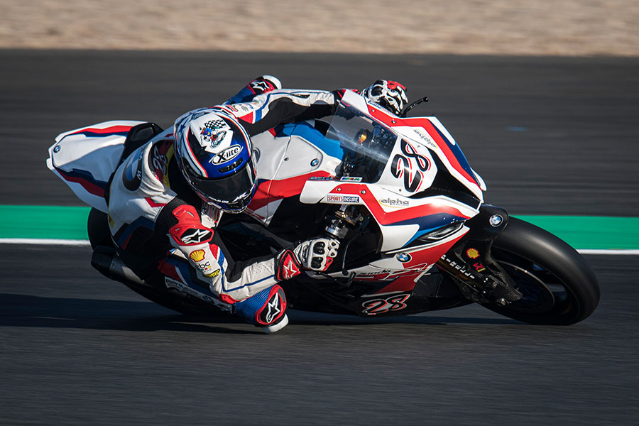 Difficult Sunday for the BMW Motorrad WorldSBK Team at Magny-Cours